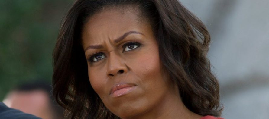 Michelle Obama Makes Announcement about 2016 Election