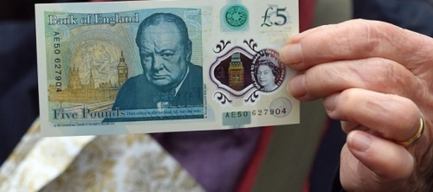 British £5 Note Is a Microaggression