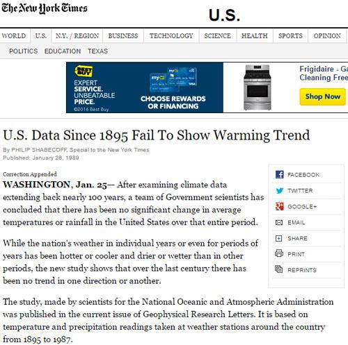 ny-times-no-global-warming