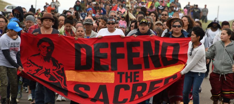 Trump SHOCKS Dakota Pipeline Protesters With THIS Promise