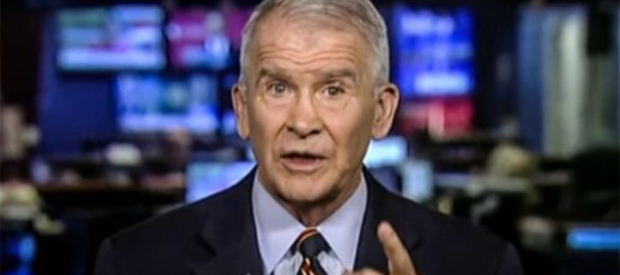 Oliver North Strikes Back At Obama's Claim: The US Is 'Stronger And More Respected'