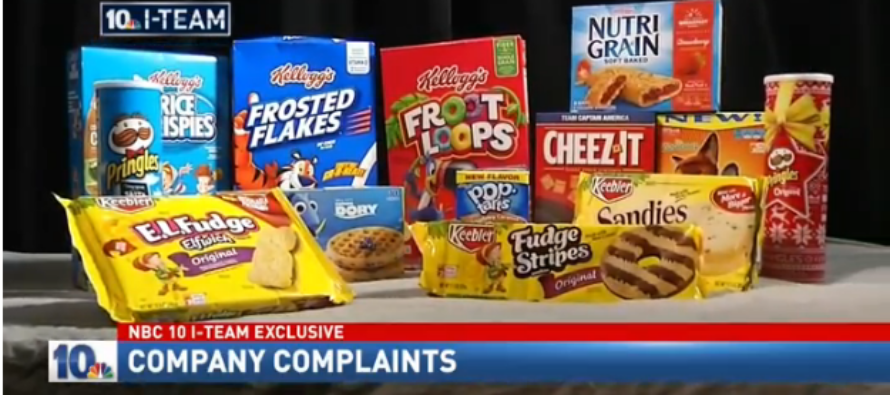 WHAT!? Minority Employees Accuse Kellogg's of Racism, Using The N-Word And Photo Of A Baboon