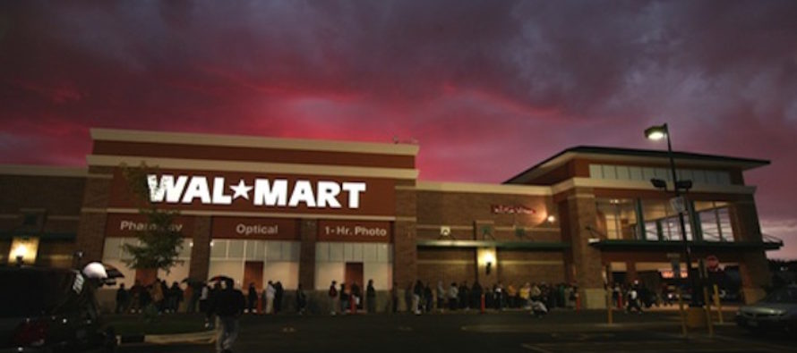 "Walmart Puts ""BLACKLIVESMATTER"" T-Shirt Up For Sale, They Do Not Support Blue Lives!?"