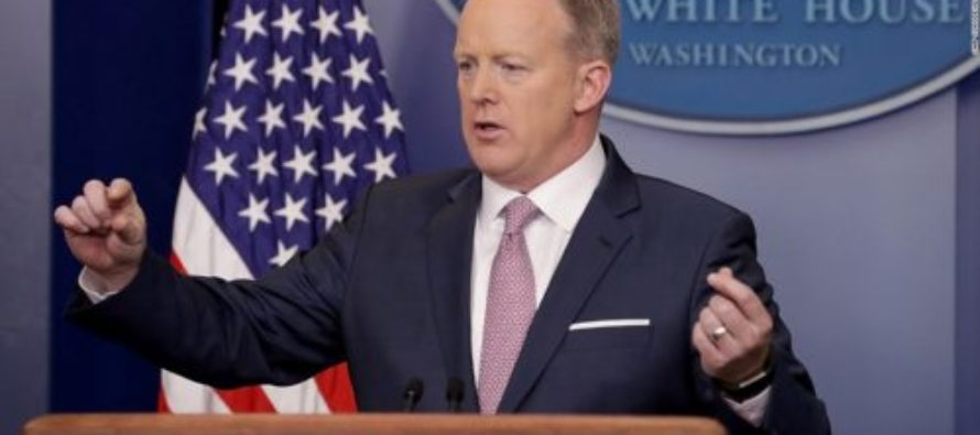 BOOM! Spicer Claims That Obama Influenced Which Nations Made Refugee Ban [VIDEO]