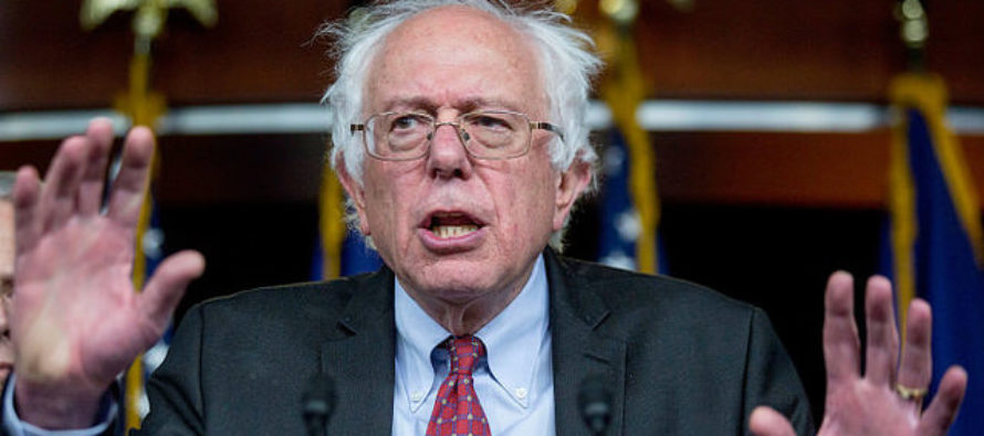 UH…Bernie Sanders' Newest Tweet Has Americans Thinking He's LOST His Mind!
