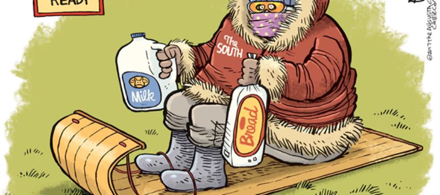 Southern Snow (Cartoon)