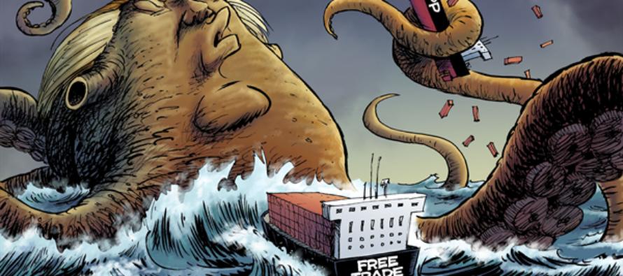 Trade Monster (Cartoon)