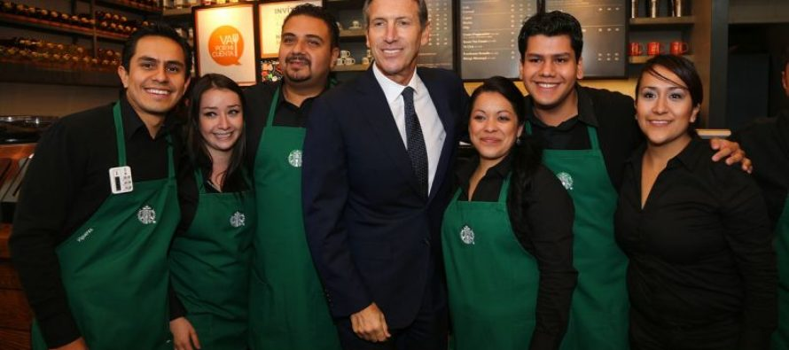 After moving to the Left, Starbucks is Already Paying a Price