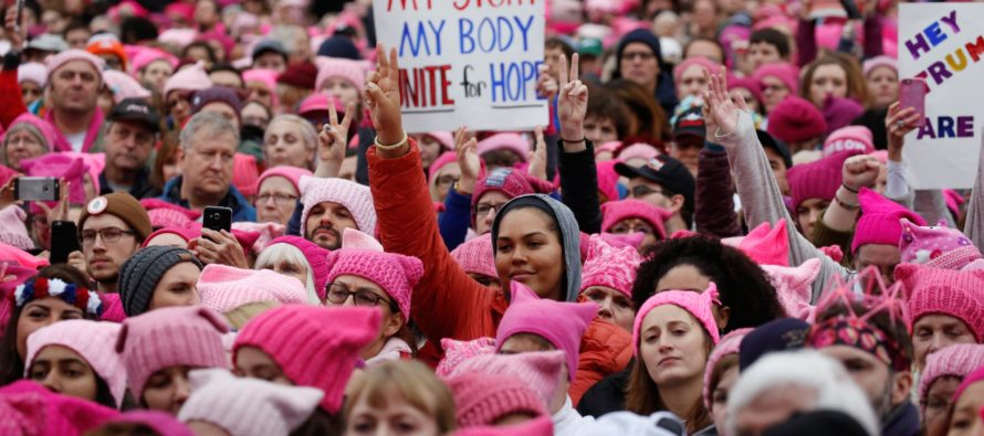 Women's March Was So Badly Planned, They Dropped PLANNED March To White House