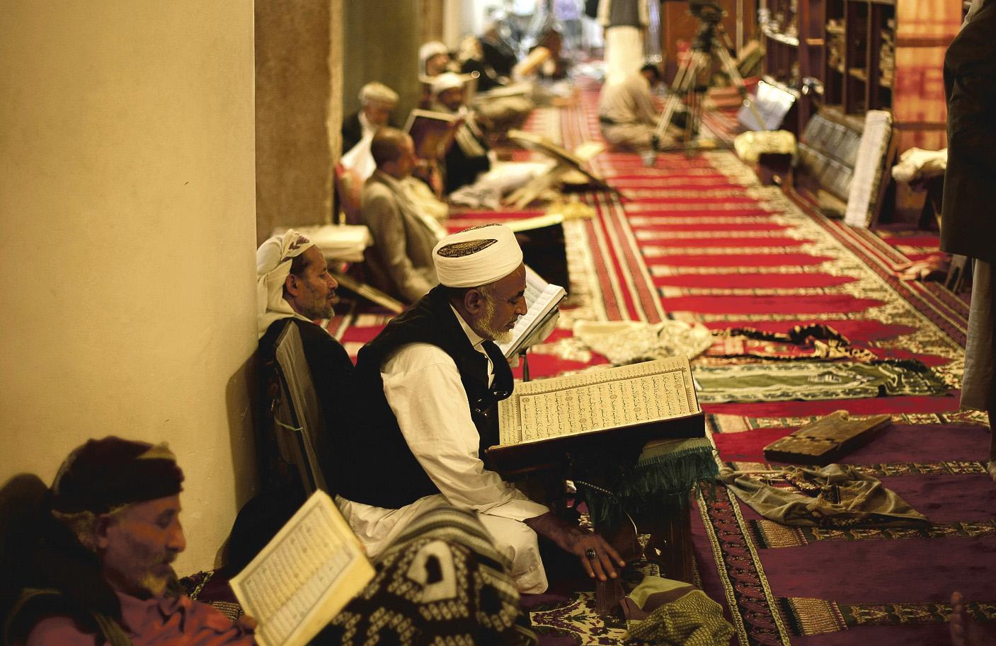 Mideast Yemen Ramadan