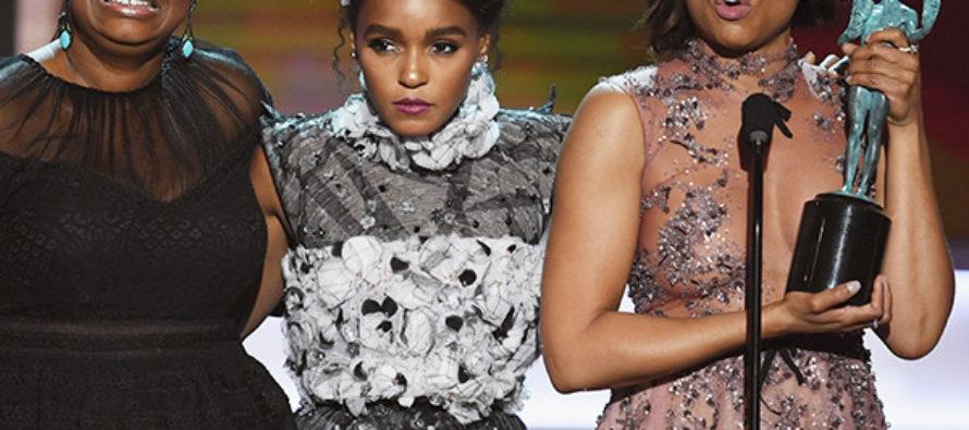 Black Actress Gives JAW DROPPING Speech at the SAG Awards [VIDEO]