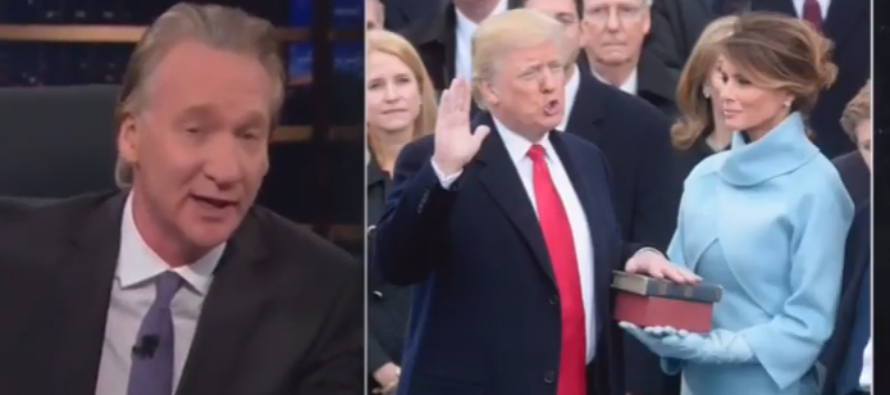 Bill Maher says Trump voters are this one HORRIBLE thing