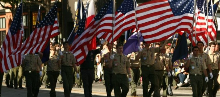 Liberals To Force Boy Scouts To Admit Girls Now? [VIDEO]