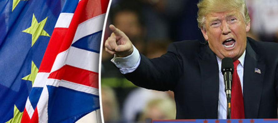 BREAKING: EU Nations UNITING Together To Go Against Trump!