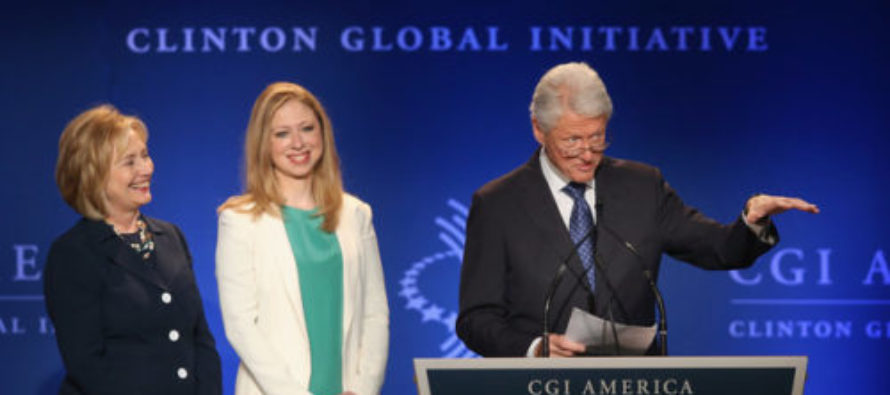 Clinton Global Initiative Is On Its Death Bed…Closing Doors For Good [VIDEO]