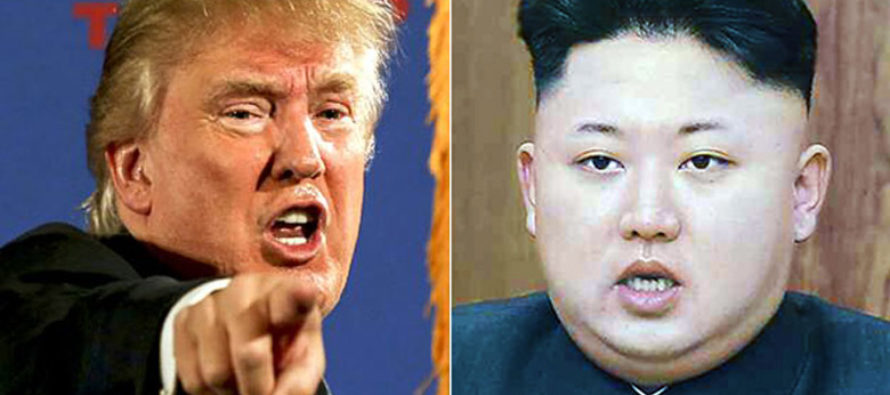 BREAKING: Trump Sends STRONG Message To N. Korea's Leader After THREAT Of Nuke Launch