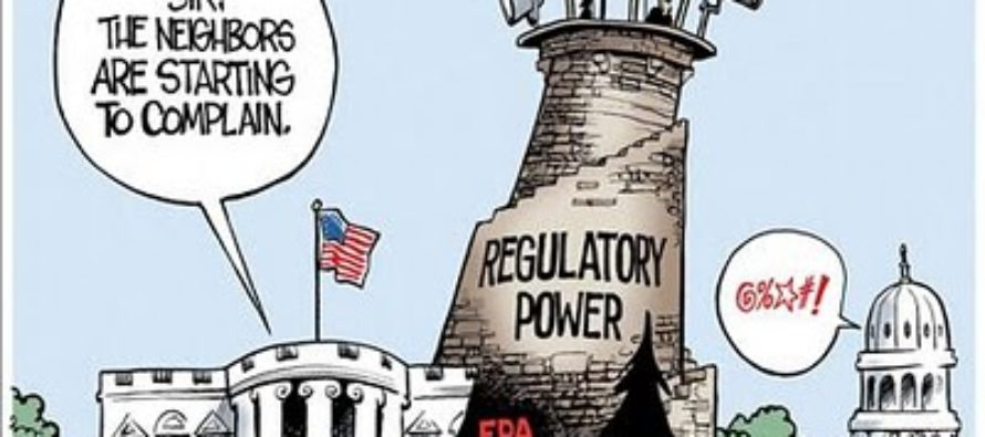 Republicans Passed The Most Dangerous Bill, To Reform Abusive US Regulations