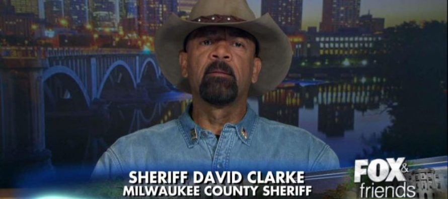 Sheriff Clarke: 'I'm Tired of One-Percenters like Mark Zuckerberg' Who Think They Know 'Who We Are' [VIDEO]
