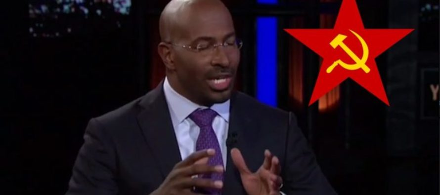 Commie Van Jones: Radical Leftists Are The New Leaders Of The Democrat Party [VIDEO]