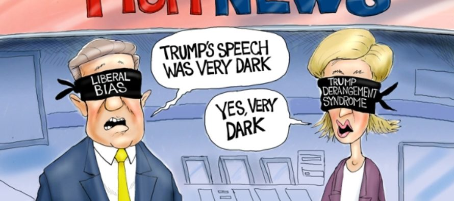 Blinded By The Dark (Cartoon)