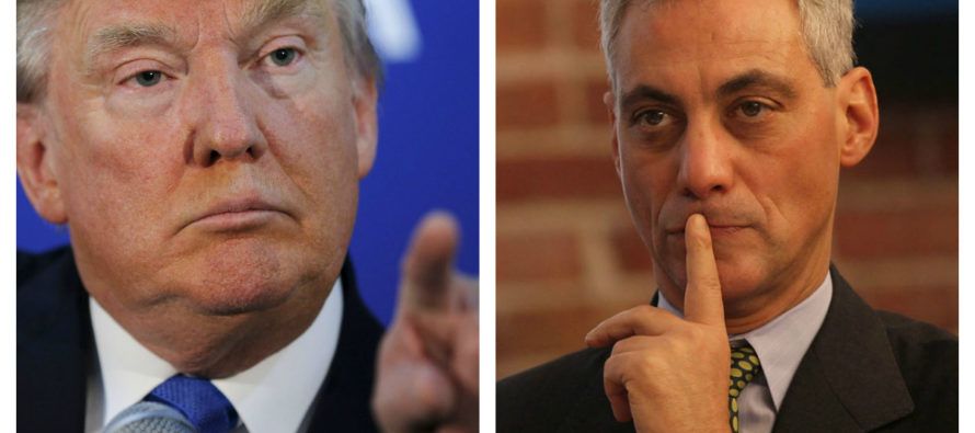YES! Trump Just Put Obama's Hometown Chicago On NOTICE – Reduce Carnage OR ELSE!