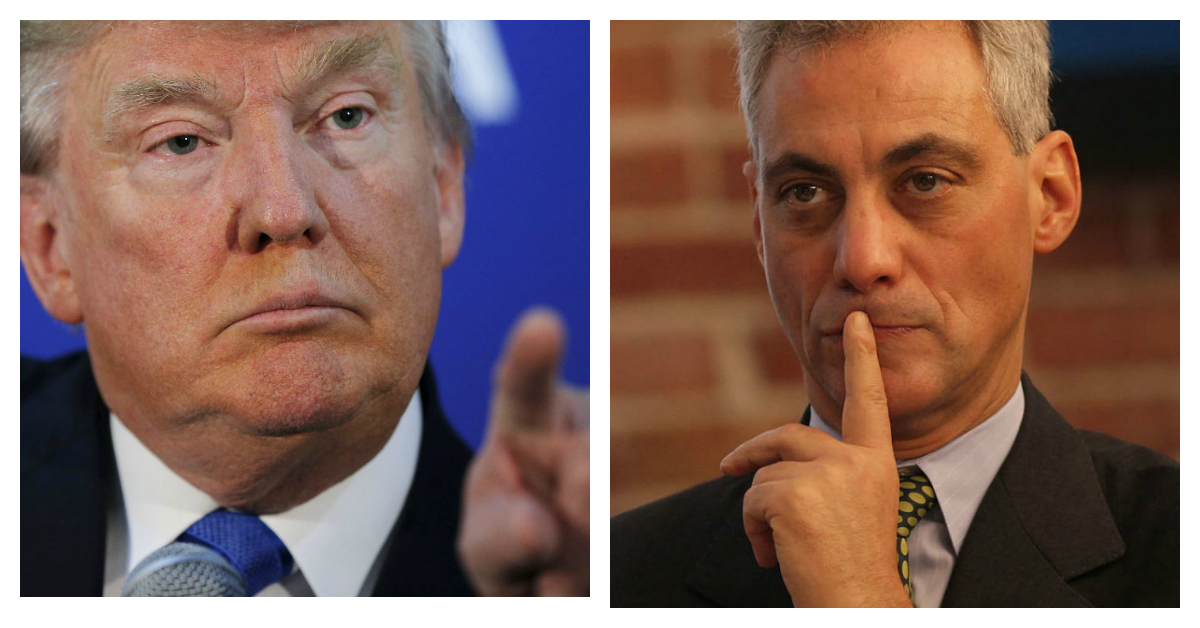 Donald-Trump-Rahm-Emanuel