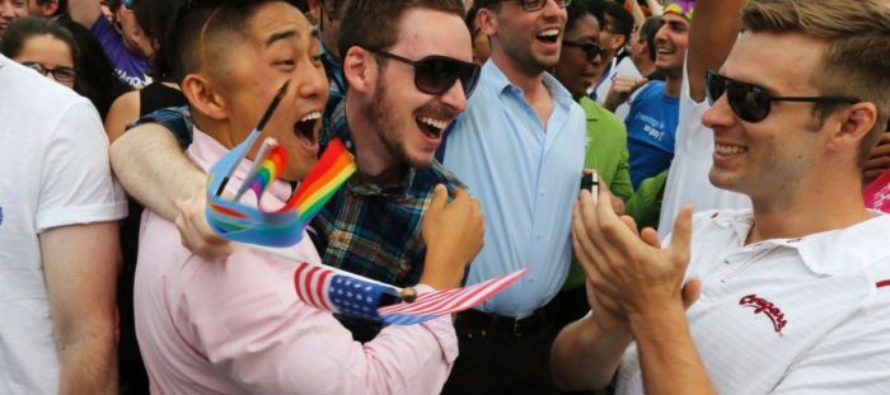 """HUGE: Gay Community Awards Strong Conservative As """"Person Of The Year"""""""