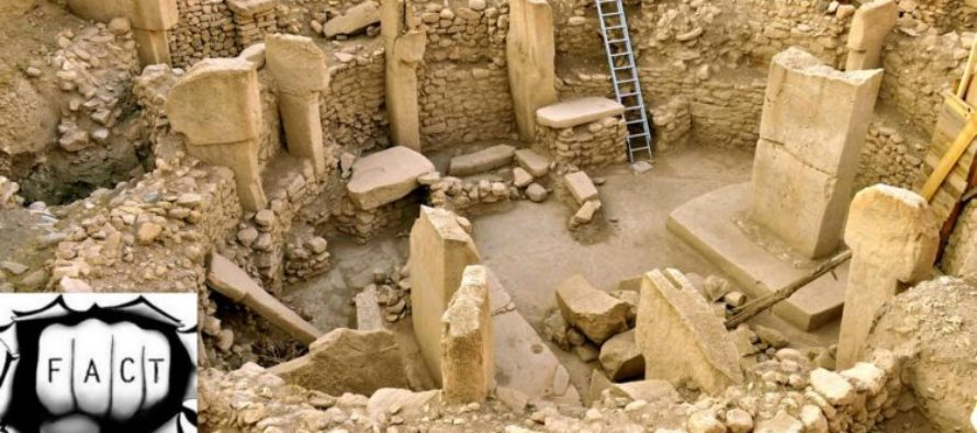 Top 10 archaeological discoveries of 2016 that might prove this one interesting fact