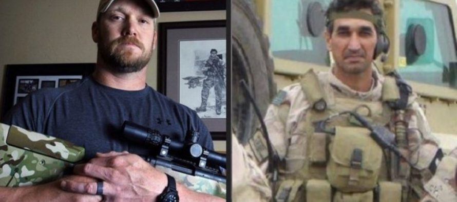 Chris Kyle's Iraqi Interpreter Has A Powerful Message To Trump's Protesters