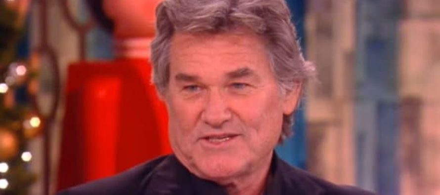 Kurt Russell BLASTS Anti-Trump Hollywood: Hate to See 'Actors Get Political' [VIDEO]