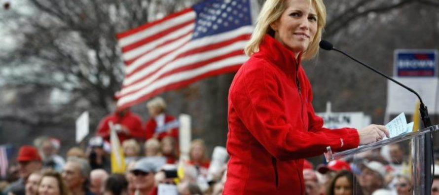 FIGHT! Laura Ingraham Reportedly Sets Sights On Tim Kaine's Senate Seat