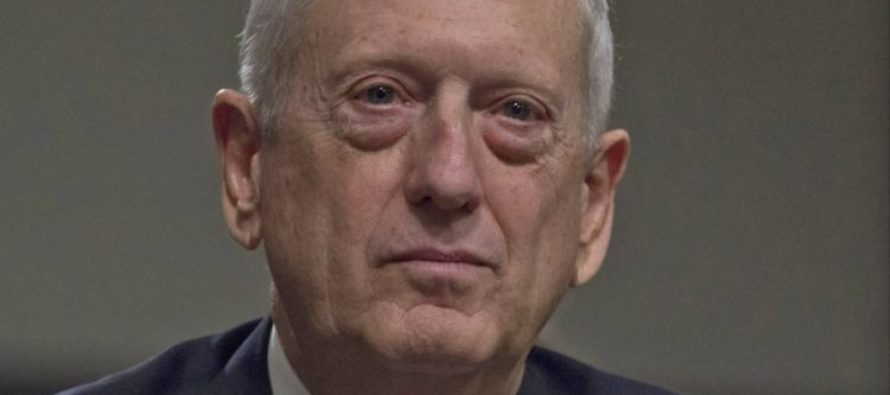 It Only Took General Mattis 1 Day to Teach ISIS Why They Call Him 'Mad Dog'