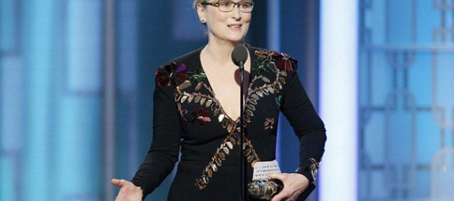 MMA Fighters DESTROY Meryl Streep After Golden Globes Speech