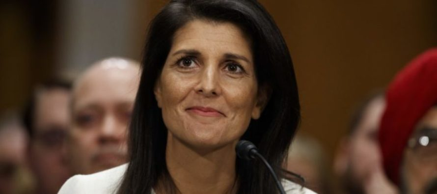 Nikki Haley Pulls NO PUNCHES On Her First Day At United Nations – Warning Both Allies And Enemies! [VIDEO]