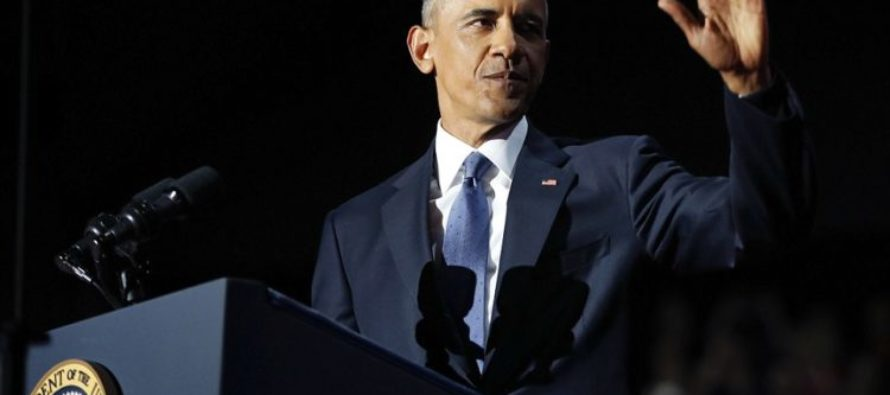 Good Riddance! Obama Added $9 TRILLION in Public Debt for a Grand Total of…