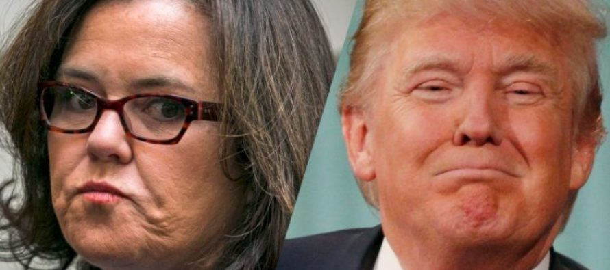 Rosie O'Donnell Launches VICIOUS Attack on Trump… She Has No Limit [VIDEO]