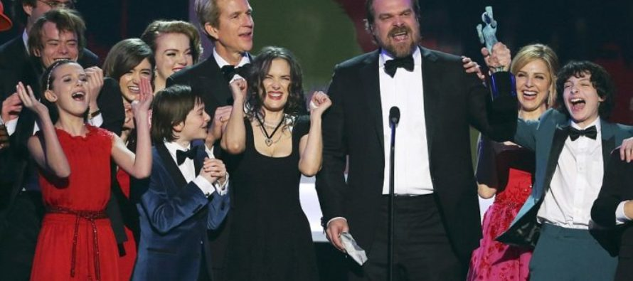 Actors Use Spotlight at SAG Awards to Trash Trump… When Will the Madness End?! [VIDEO]
