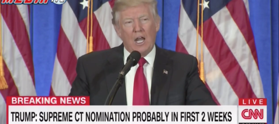 'YOU ARE FAKE NEWS!' Trump Calls Out CNN for False Defamatory Reports