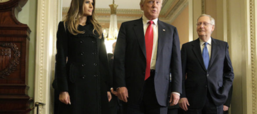 Check Out What Melania Is Doing To The White House – Michelle Will Be LIVID