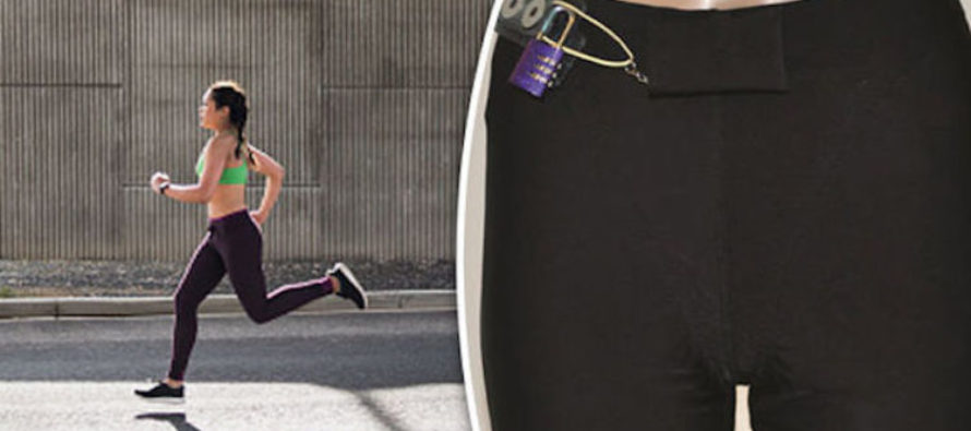 CRAZY Invention Made To Protect Women From Migrant Attacks, Hits The Market – 'Safe Shorts'