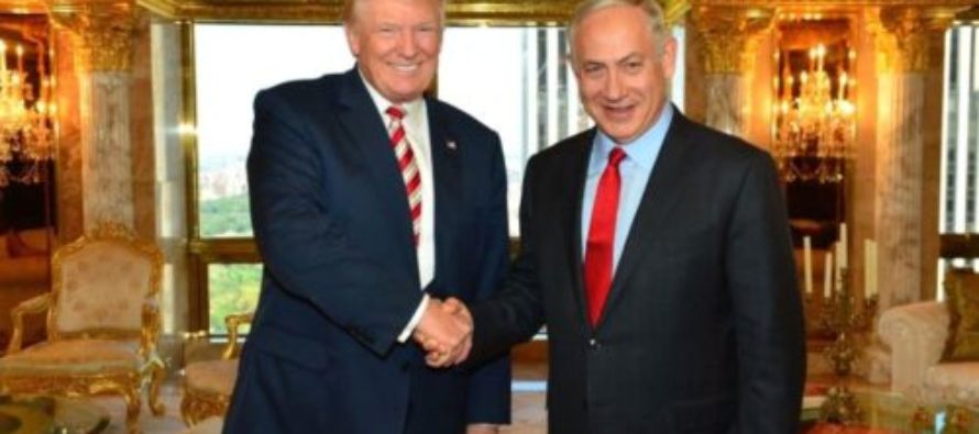 Netanyahu Is All In For Trump's Wall, Calling It A 'Great Idea'