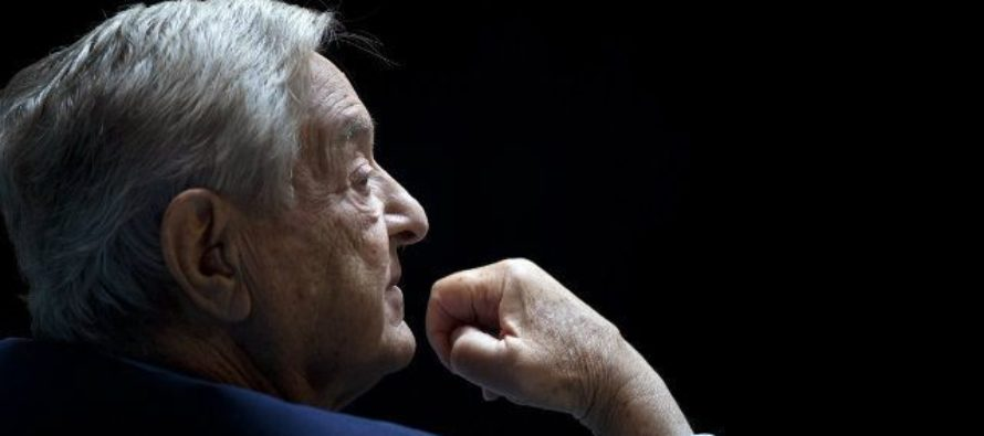 Did Soros bankroll protesters to fight Trump's refugee orders?