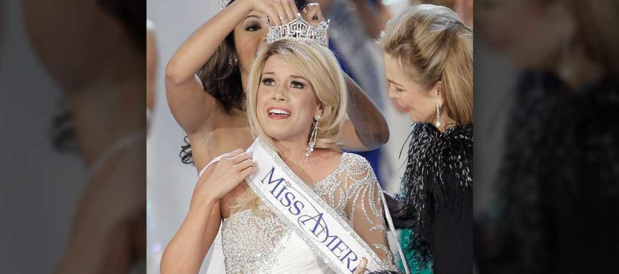Former Miss America shares her intimate pro-life story in this powerful message