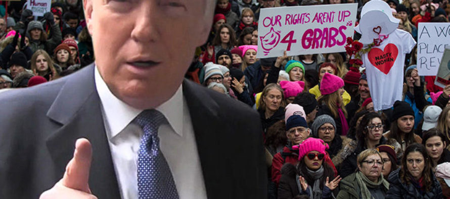 Trump just said one thing to SILENCE every protester