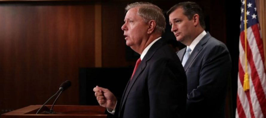 Senators Cruz, Graham push to CUT funding to UNITED NATIONS over their stance on…