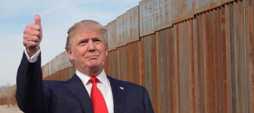 WTH!? American Taxpayer – Not Mexico – To Pay For 'Big, Beautiful Wall' According To Trump Tweet