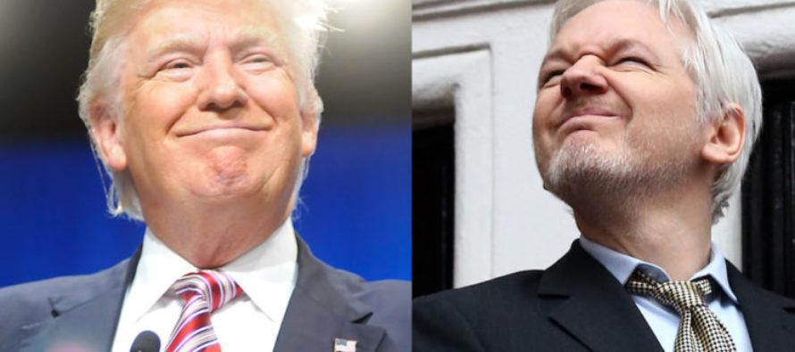 BREAKING: WIKILEAKS Is Going After Trump!
