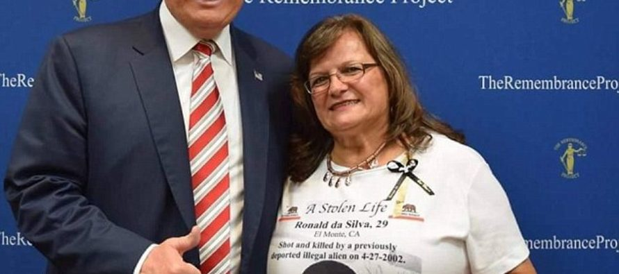 """Angel Mom"" Speaks Up: How She'll Help Build the Wall After Son Murdered by Illegal"