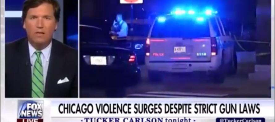 Watch Tucker Carlson DESTROY Anti-Gun Loon Over Assault Weapons [VIDEO]