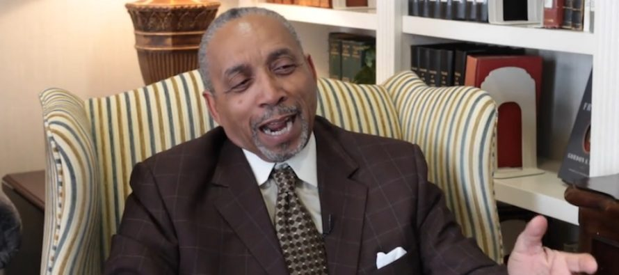 Ex Black Panther Has Message For SNAKE Congressman Lewis: 'If You're A Man APOLOGIZE!' [VIDEO]
